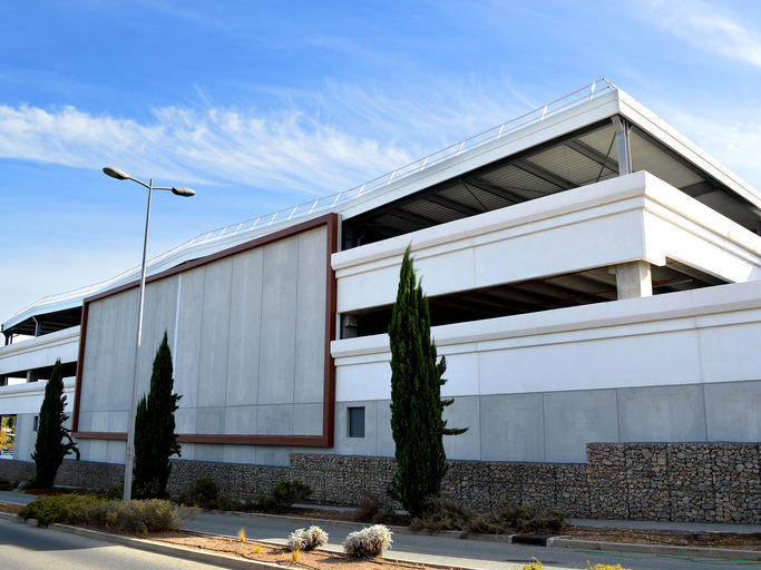 Extension du Hyper U et construction d'un parking aérien à Les Arcs-sur-Argens