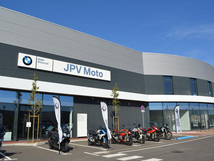 Concession Motos BMW à Fréjus